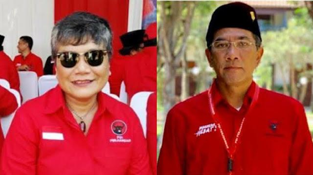 Ribka Tjiptaning Ketua Panja RUU HIP dan Iman Brotoseno Dirut TVRI, Pengamat: Indikasi Negara Disusupi Komunis