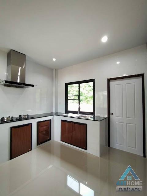 แบบห้องครัวในบ้านราคา 1.9 ล้านบาท
