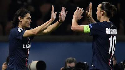 Ibrahimovic Membenci Cavani Dan Tiga Rekan Lainnya