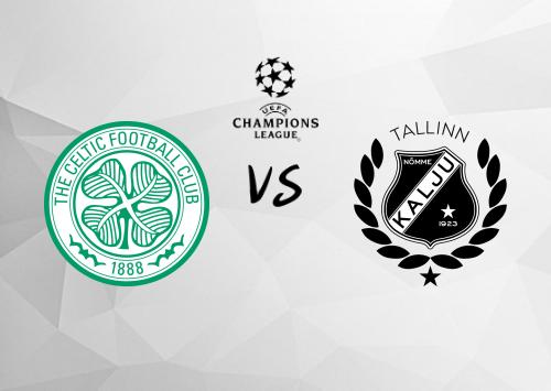 Nõmme Kalju vs Celtic  Resumen