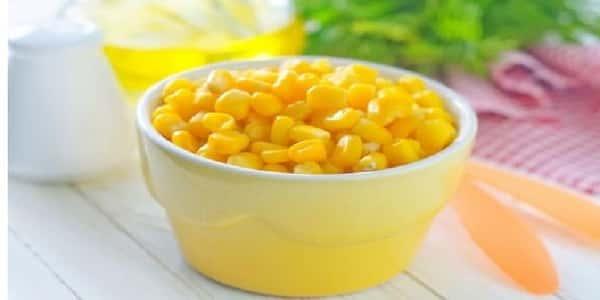 فوائد الذره الصفراء