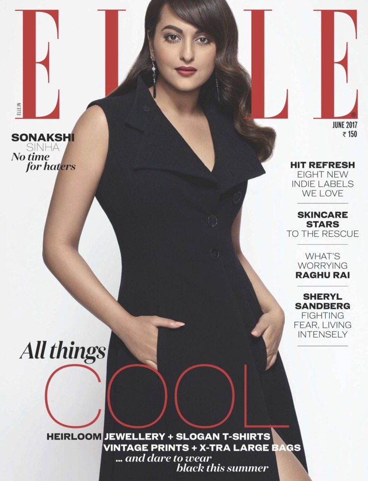 Sonakshi Sinha Latest Photoshoot Images