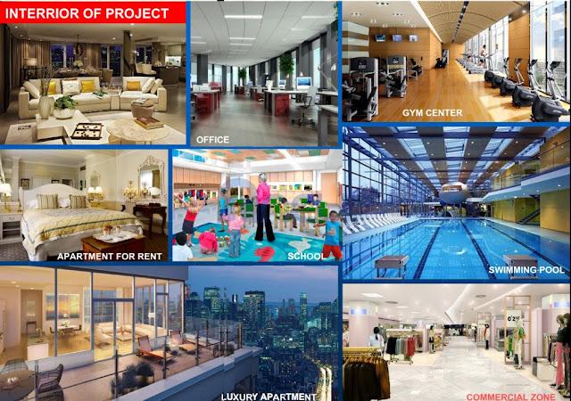 Tiện ích dự án Samsora Premier 105 Chu Văn An