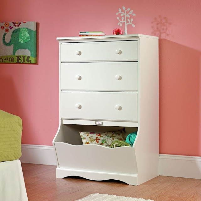 Cool kids dresser for nursery