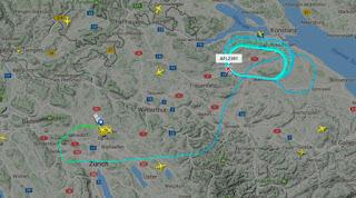 Θρίλερ με αεροσκάφος της Aeroflot! Έπιασε φωτιά ο κινητήρας