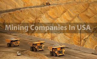 Mining Companies In USA