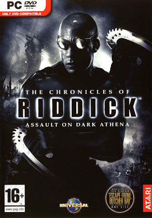 The Chronicles of Riddick Dilogy PC RePack CorePack 148469-the-chronicles-of-riddick-assault-on-dark-athena-windows-front-cover