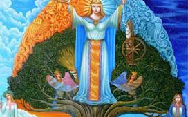 23 Октября-Праздник Богини Макошь, самая волшебная пятница в году!