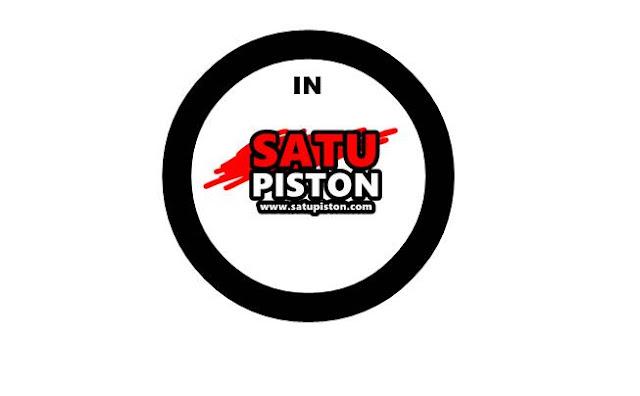Cara Pasang Piston Motor Yang Benar (Berdasarkan Tanda Titik, Panah, IN, dan Coakan)