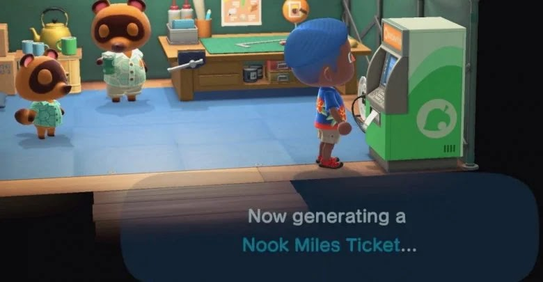 How to enter berries in the Nook terminal in Animal Crossing: New Horizons