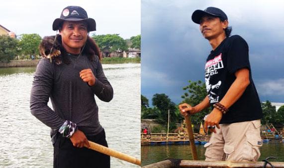 Wisata Air Situ Rawa Gede Kota Bekasi
