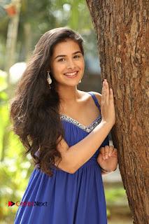 Actress Prasanna Stills in Blue Short Dress at Inkenti Nuvve Cheppu Movie Platinum Disc Function  0041.JPG