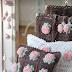 Almofadas de Crochê Fácil  com Gráfico