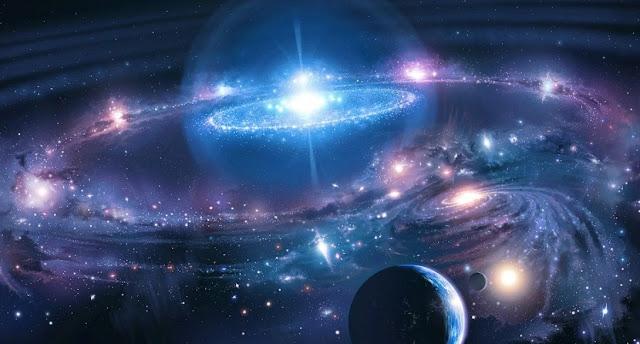 kejadian alam semesta