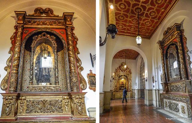 Igreja de La Veracruz, Bogotá