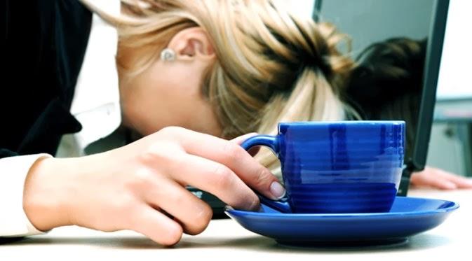 Cara Membangkitkan Energi Tanpa Kafein