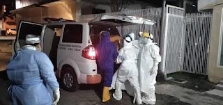Sudah Layani Sembilan Jenazah  Covid-19,   Dua Belas Petugas PMI Jember  untuk Dua Ambulans