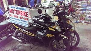 Motobike for rent Phú Quốc