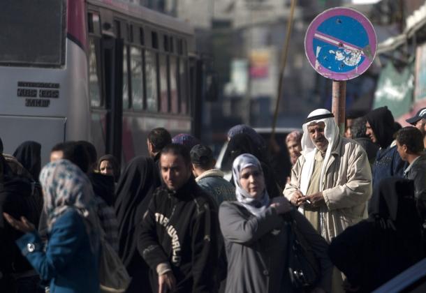 """إسرائيل تحدد شرطها الوحيد مقابل مقابل """"تحسين"""" حياة سكان غزة"""