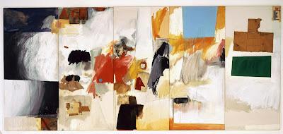 Robert Rauschenberg - Ace,1962