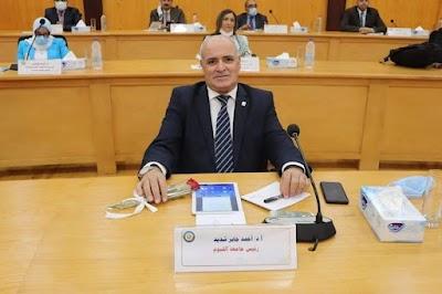 المجلس الأعلى للجامعات يوافق على بدء الدراسة بكلية الألسن جامعة الفيوم للعام الجامعي ٢٠٢٢/٢٠٢١