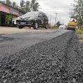 Dinas PUPR Perbaiki Jalan Palas, Masyarakat : Alhamdulillah
