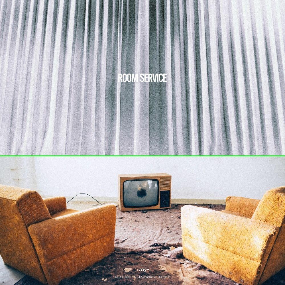 GroovyRoom, Leellamarz – ROOM SERVICE – EP