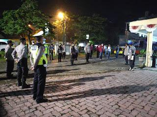 Harkamtibmas Rutin Serta Pengamanan Kunjungan Gubernur Jawa Timur