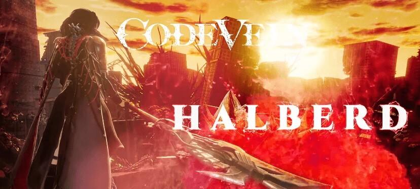 Code Vein - Halberd Weapon Trailer