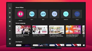 Aplikasi nonton drama Korea Vidio