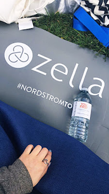Nordstrom Toronto Eaton Center Yorkdale Zella Athletic Leggings
