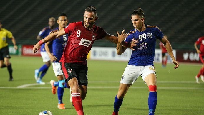Svay Rieng vs Bali United 2-1 Piala AFC