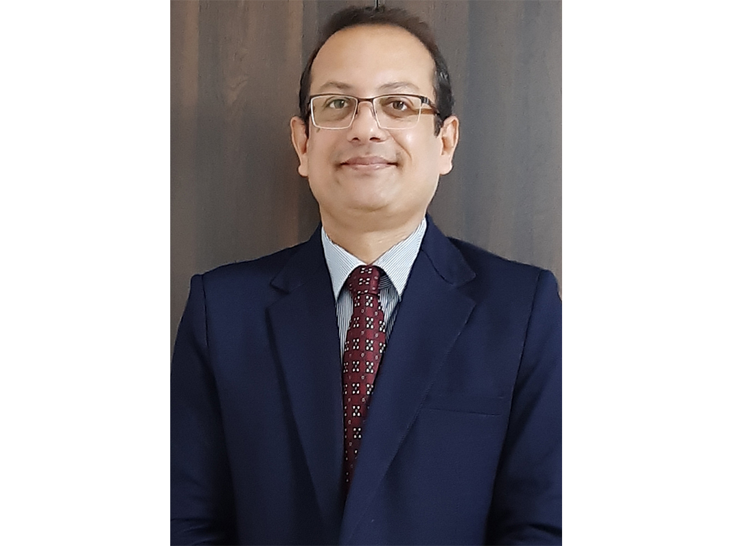 Sharad Mathur, Managing Director & CEO of Universal Sompo General Insurance