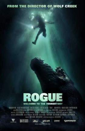 Rogue 2007 Dual Audio Hindi 800MB BluRay 720p