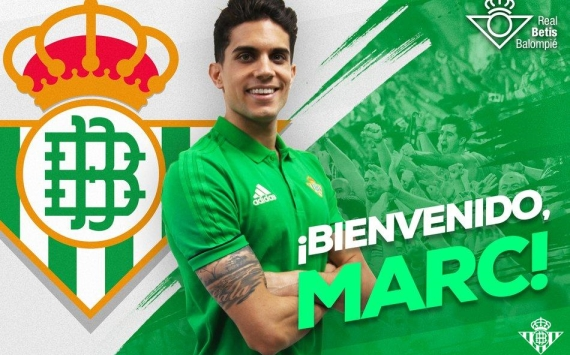 Spanish defender Marc Bartra has left Borussia Dortmund for Real Betis, the club confirmed.