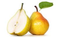 pera y banana retencion de liquidos