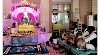 ऐतिहासिक गुरुद्वारे में आज मनाया जाएगा श्री गुरुगोबिंद सिंहजी का प्रकाश पर्व