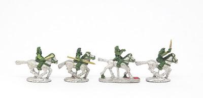 Guard cavalry x 4