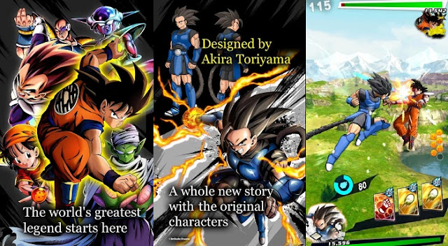 Game Dragon Ball Android 2020 Paling Seru
