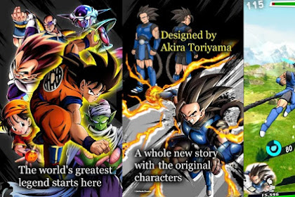 4 Game Dragon Ball Android 2020