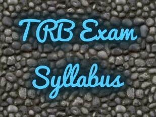 PGTRB, AEEO, Syllabus Download
