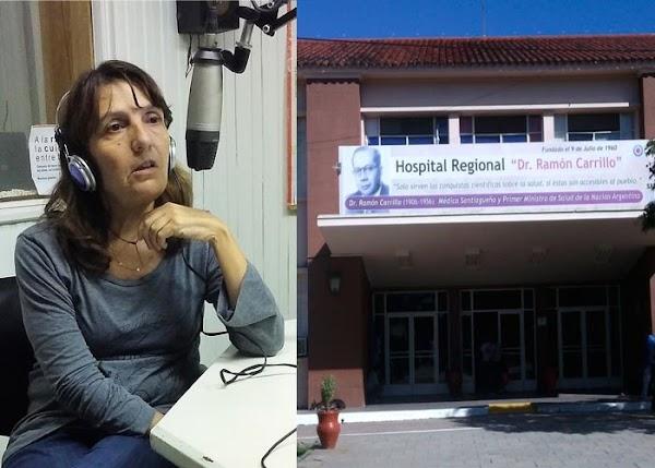 La situación sobre los medicamentos para VIH, ''tenemos stock de antirretrovirales'' informó la Dra. Lucía Abdulajad