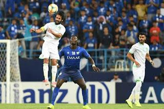 الهلال السعودي يعبر لربع نهائي دوري أبطال آسيا بتجاوز الأهلي