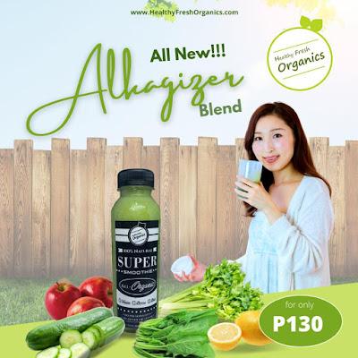Healthy Fresh Organics