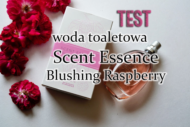 Avon, woda toaletowa Scent Essence, Blushing Raspberry - test