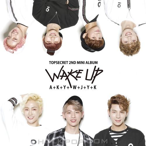 TST(TOPSECRET) – 2ND MINI ALBUM `WAKE UP`