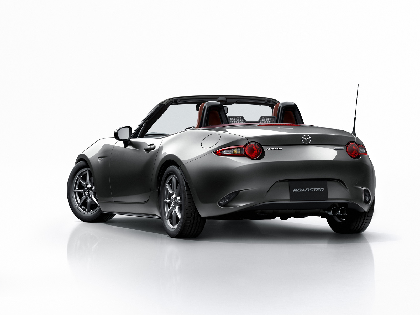 mazda rolls out a mildly revised 2018 mx 5 miata in tokyo carscoops. Black Bedroom Furniture Sets. Home Design Ideas