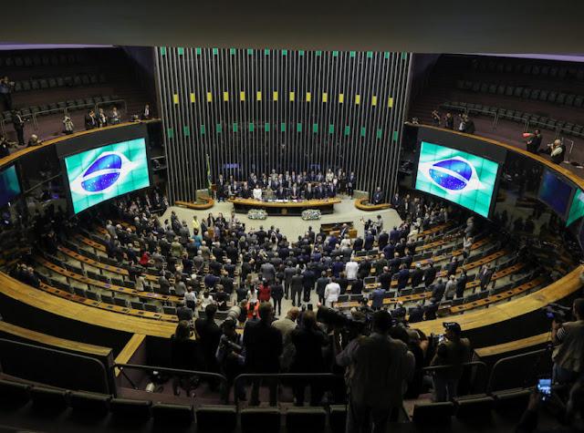 Resumo do sistema político brasileiro