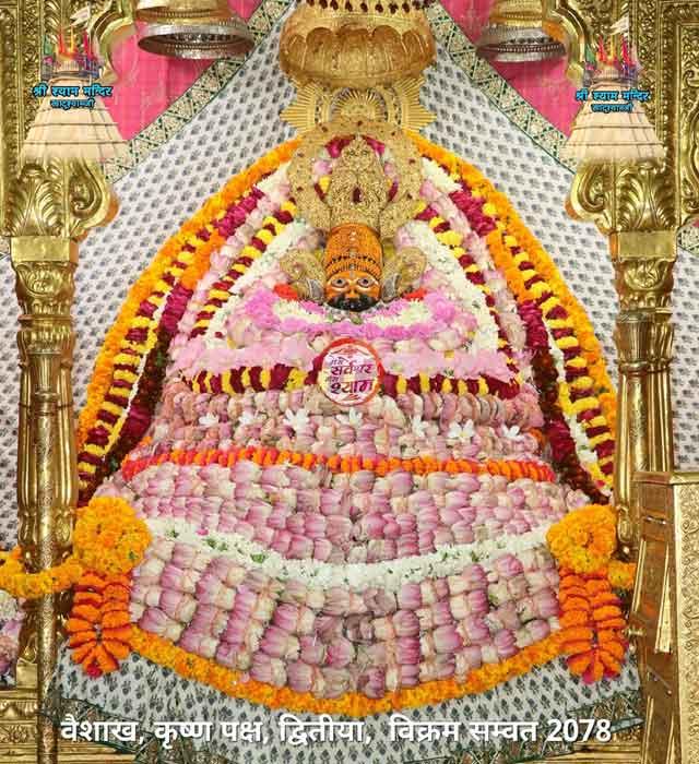 khatu shyamji daily morning darshan 28 april 2021
