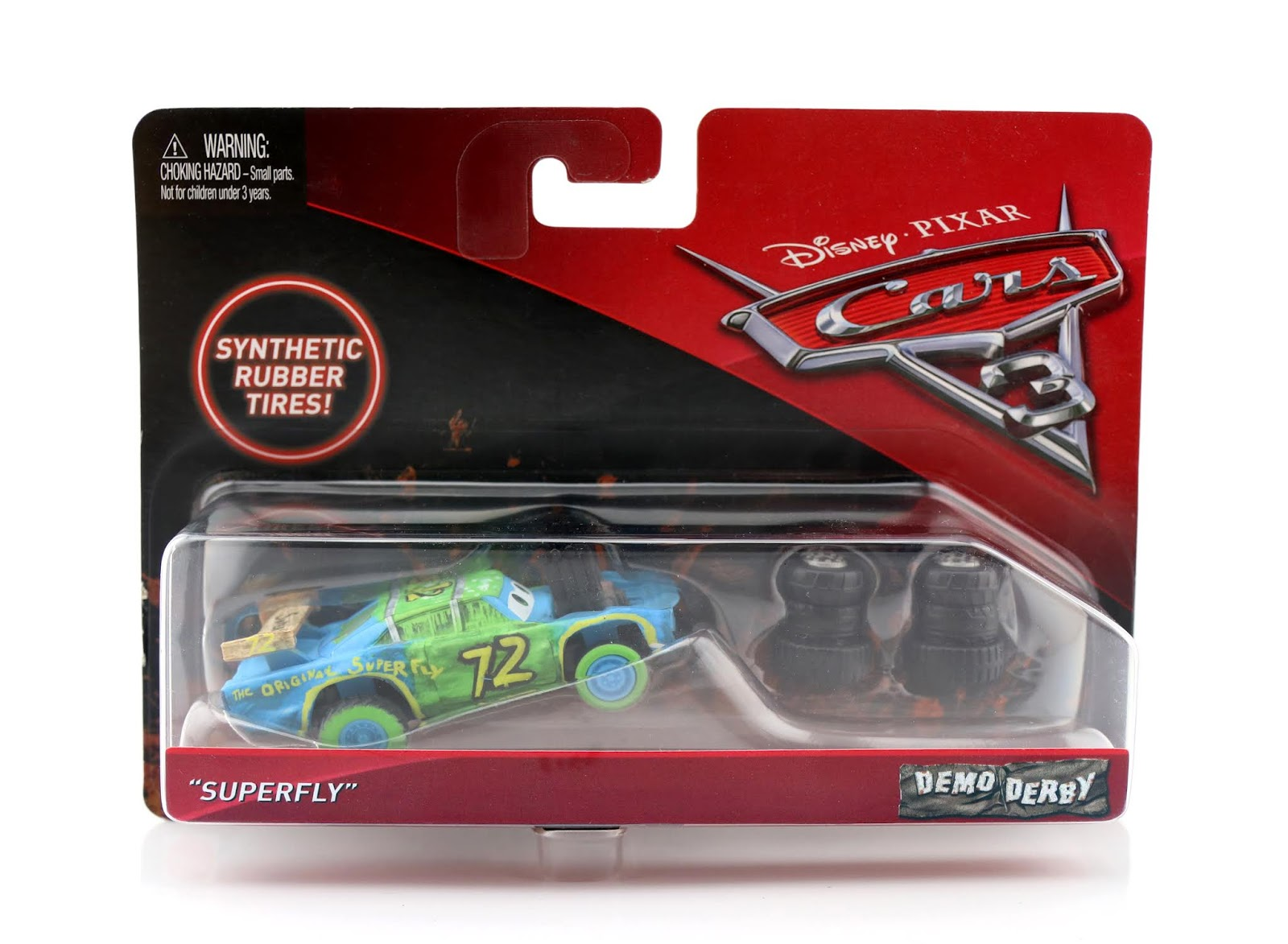 cars 3 demo derby superfly diecast